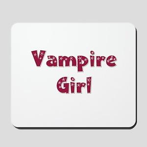 Twilight ~ Vampire Girl [CRNBRY] Mousepad